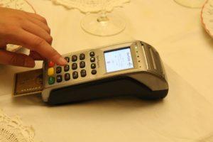 行動支付信用卡換現金